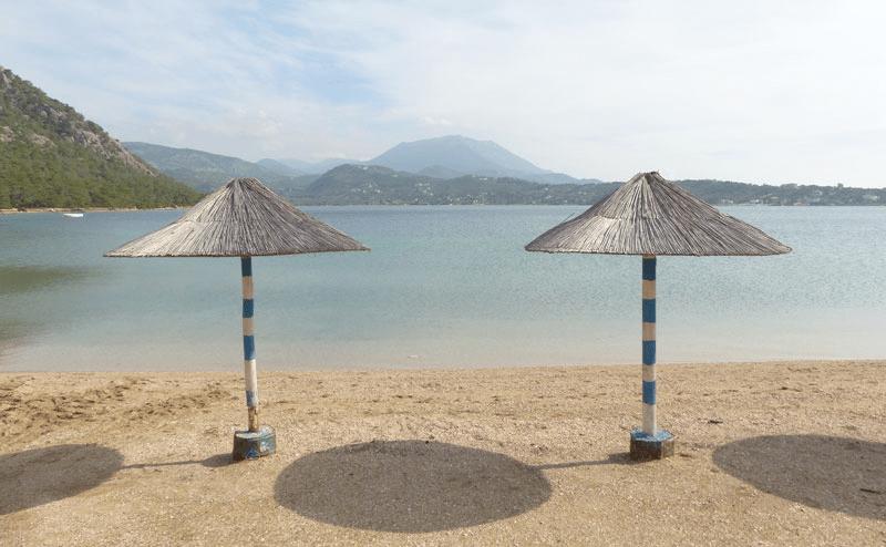 Sådan får du en miljøvenlig sommer med action og afslapning
